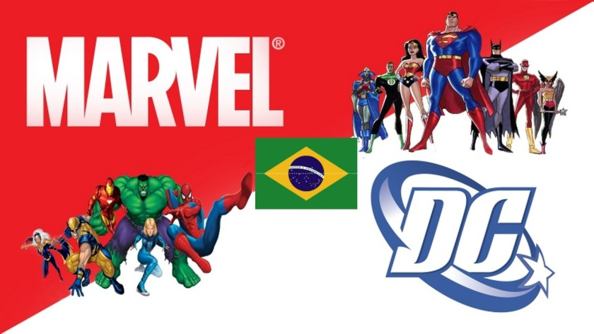 Bignada News #13 - Marvel mais popular que DC no Brasil