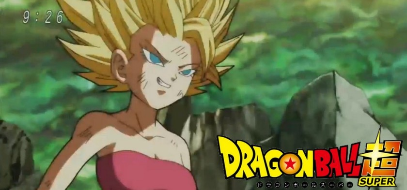 Dragon Ball Super - Goku Vs. Caulifla no Preview do Episódio 113