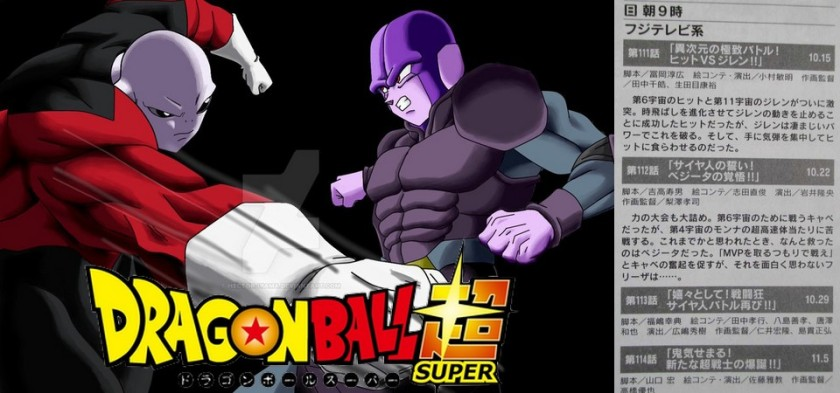 Dragon Ball Super - Liberadas novas sinopses dos episódios 111 e 112