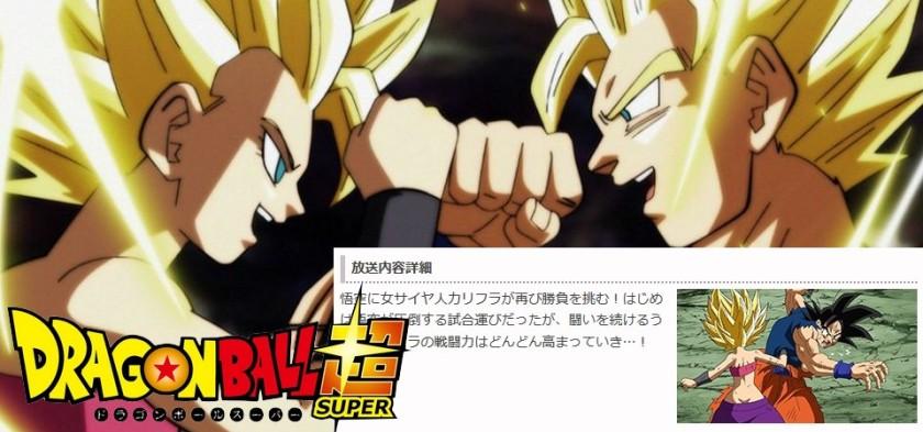 Dragon Ball Super - Preview da Fuji TV do episódio 113