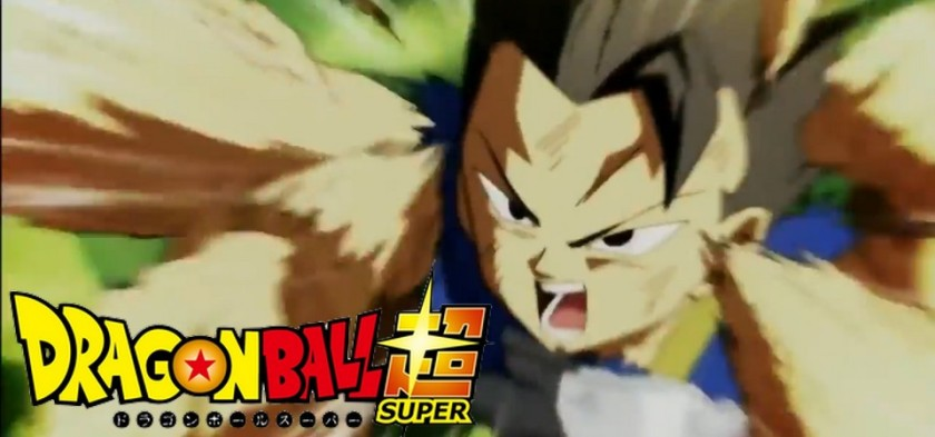 Dragon Ball Super - Vegeta ajuda Cabbe no Preview do Episódio 112