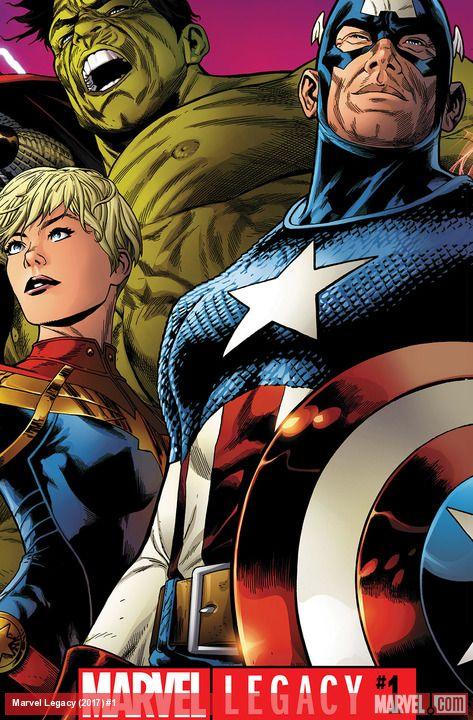 Legado Marvel #1 (2017)