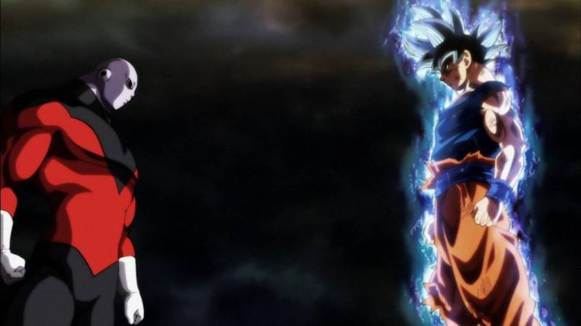 Goku SSJ Limit Break Vs. Jiren (Dragon Ball Super - Episódios 109 e 110)