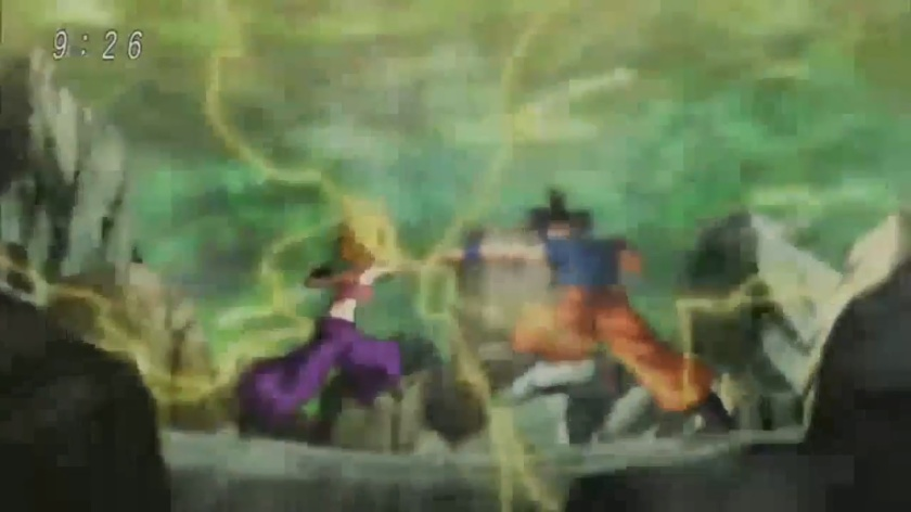Goku Vs. Caulifla (Dragon Ball Super - Episódio 113)