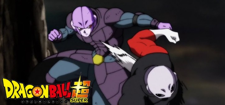 Hit Vs. Jiren hoje no episódio 111 de Dragon Ball Super