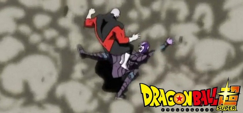 Jiren Vs. Hit no Preview do Episódio 111 de Dragon Ball Super