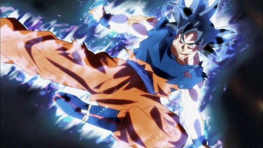 Nova Transformação de Goku (Dragon Ball Super - Episódios 109-110)