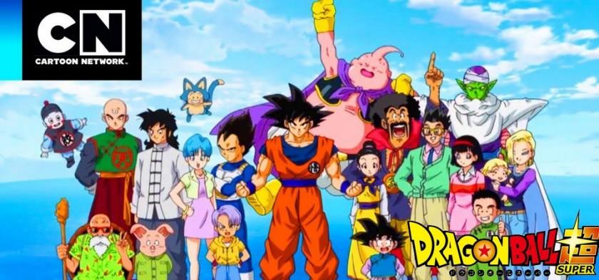 Reprise de Dragon Ball Super começa em novembro no Cartoon Network