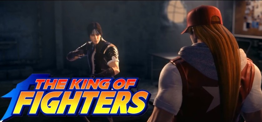 The King of Fighters - Destiny - Episódio 09 - Secret