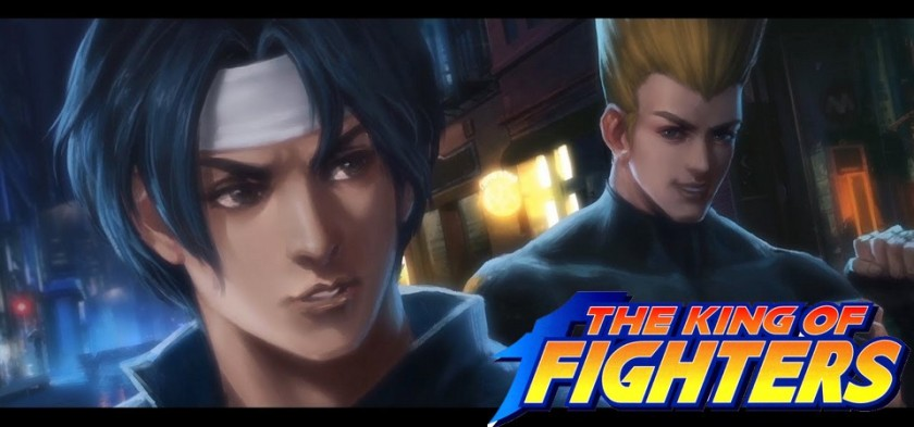The King of Fighters - Destiny - Episódio 10 - Nikaido Benimaru