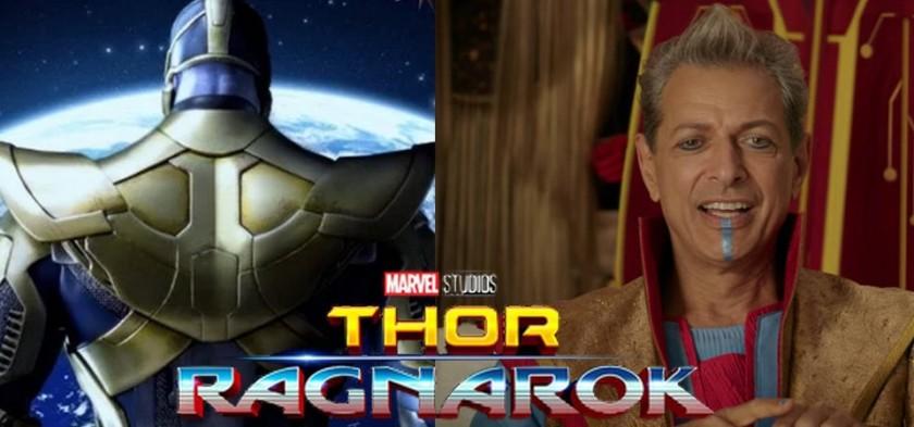 Thor - Ragnarok - Thanos, Grão Mestre e as Cenas Pós-Créditos