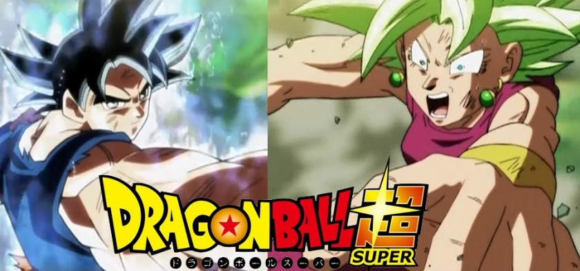 Dragon Ball Super - Goku Ultra Instinto Vs. Kefla no Episódio 116