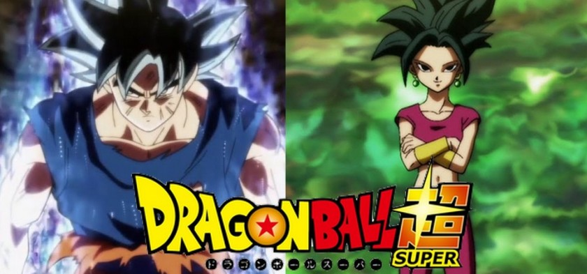 Goku Instinto Superior Vs. Kefla - Dragon Ball Super - Preview da Weekly Shonen Jump do Episódio 116