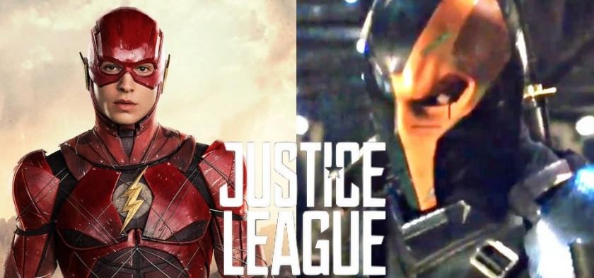 Flash, Superman, Lex Luthor, Exterminador e as Cenas Pós-Créditos de Liga da Justiça