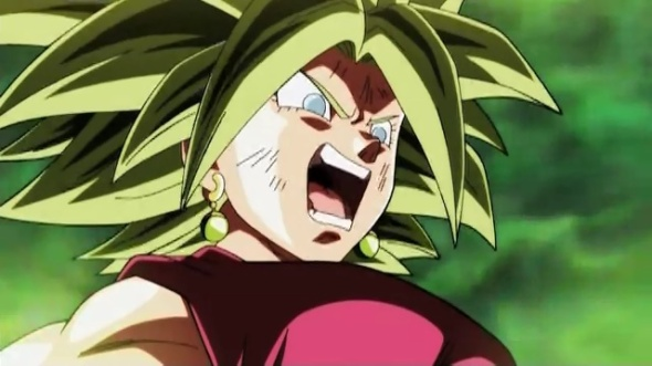Kefla (Dragon Ball Super - Episódio 116)