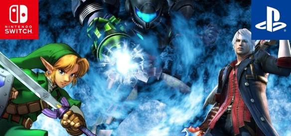 Soul Calibur VI com Link, Devil May Cry 5, Metroid Prime 4 pela Bandai Namco e outros rumores do Reddit