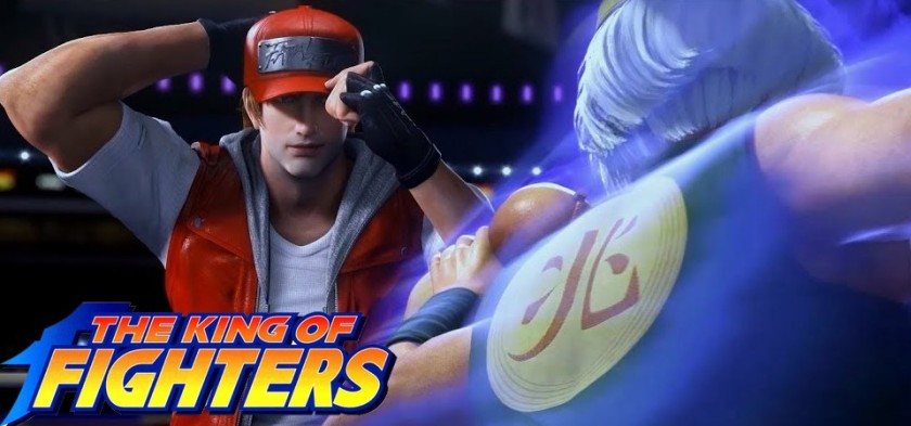 The King of Fighters - Destiny - Episódio 12 - Sombra do Mal