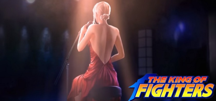 The King of Fighters - Destiny - Episódio 15 - História Paralela - Angelina