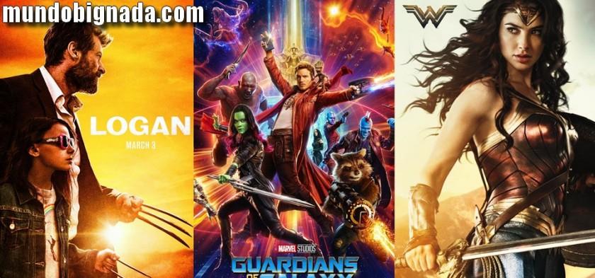 Top 6 - Melhores Filmes de Super-Herói de 2017, by Akanadin