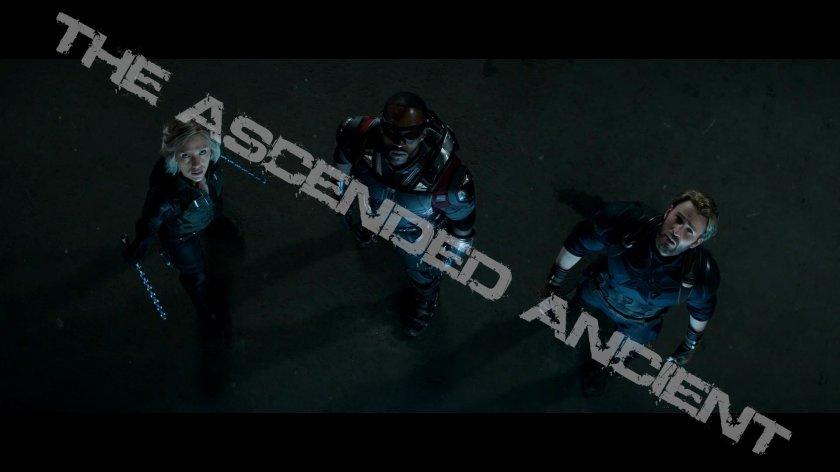 Vingadores - Guerra Infinita - AscendedAncient 01