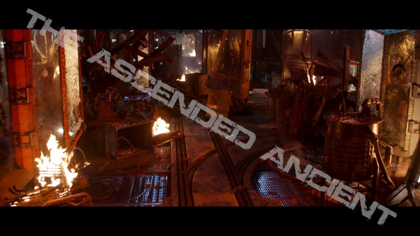 Vingadores - Guerra Infinita - AscendedAncient 02
