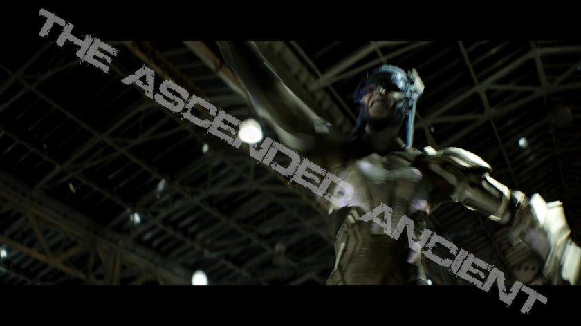 Vingadores - Guerra Infinita - AscendedAncient 05