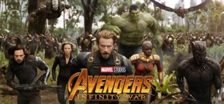 Vingadores - Guerra Infinita - Trailer é o mais assistido em 24 horas de todos os tempos