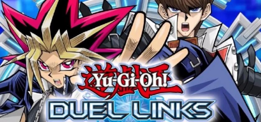 Yu-Gi-Oh! - Duel Links lançado hoje para PC na Steam