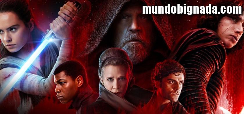 Bignada estará na Pré Estreia de Star Wars - Os Últimos Jedi