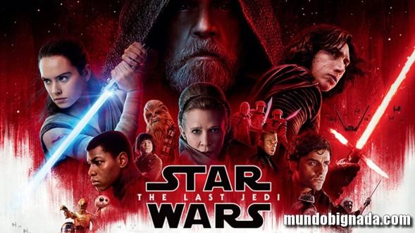BIGNADA REVIEW - Star Wars - Os Últimos Jedi (Sem Spoilers)