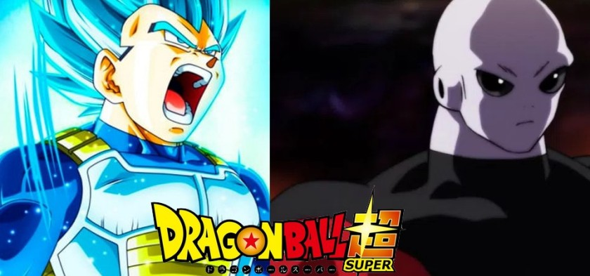 Dragon Ball Super - Preview da Weekly Shonen Jump do Episódio 122