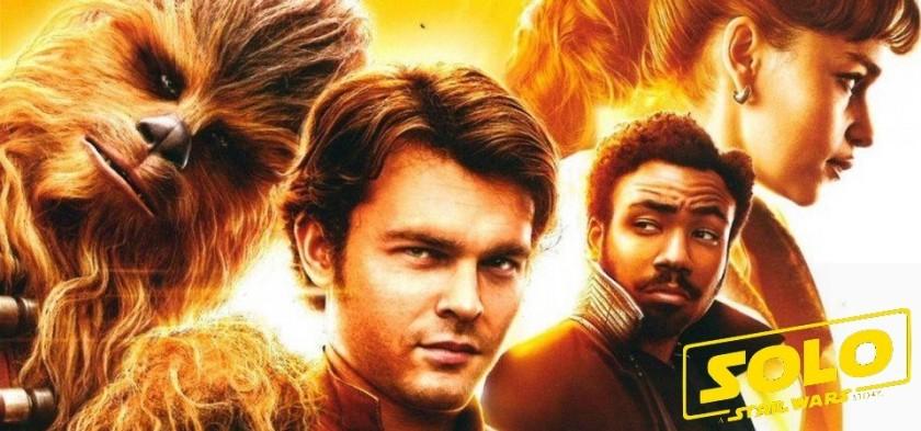Primeiras imagens promocionais de Solo - Uma História Star Wars