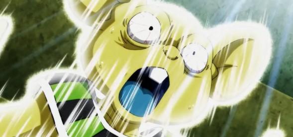 Quitela e Universo 4 são apagados por Zen Oh (Dragon Ball Super - Episódio 119)