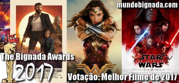 The Bignada Awards 2017 - Votação de Melhor Filme
