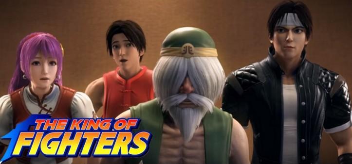The King of Fighters - Destiny - Episódio 17 - O Cristal Negro