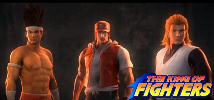 The King of Fighters - Destiny - Episódio 19 - Labirinto