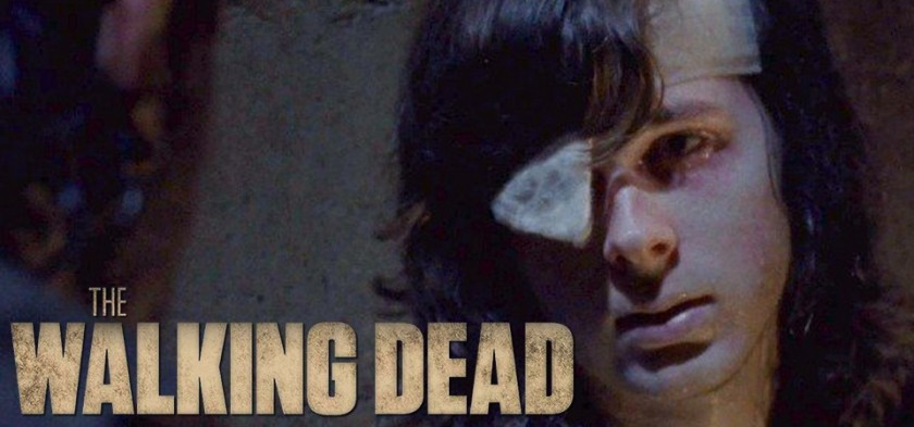 The Walking Dead - Carl é mordido no Mid Season Finale da Season 8