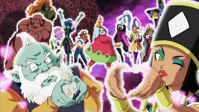 Universo 2 eliminado (Dragon Ball Super - Episódio 118)