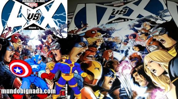 Bignada Collection - Vingadores Vs. X-Men