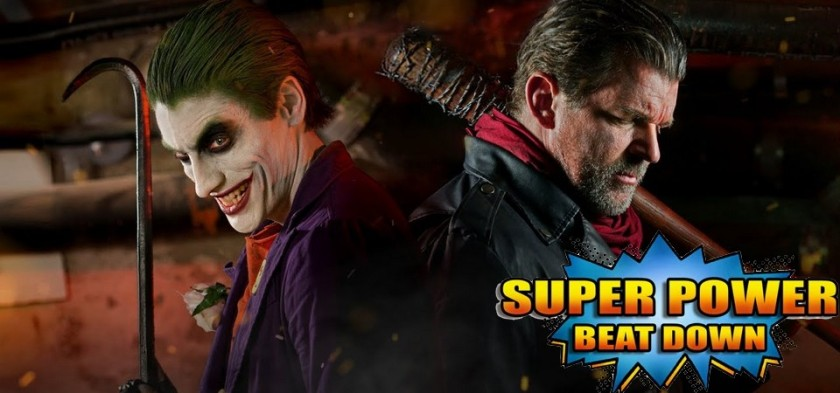 Coringa Vs. Negan - Super Power Beat Down - Episódio 23