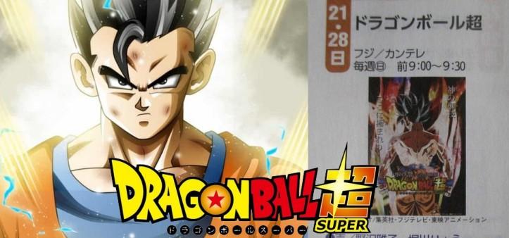 Dragon Ball Super - Novos Spoilers dos Episódios 124 e 125