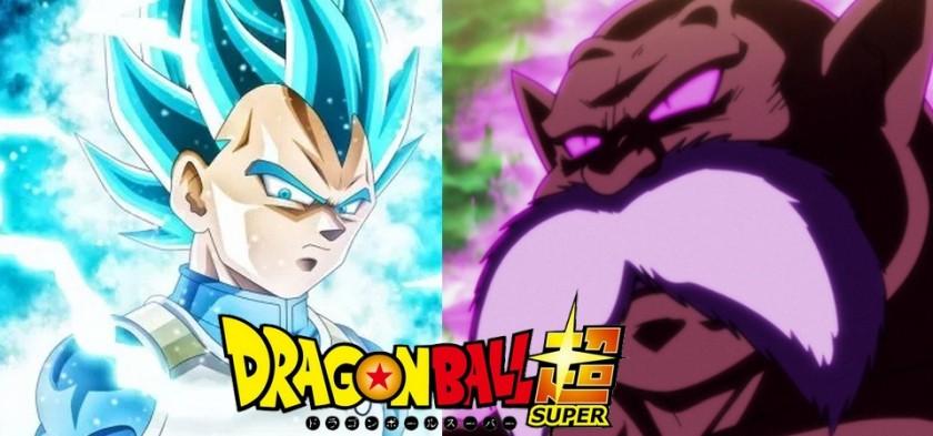 Dragon Ball Super - Preview da Weekly Shonen Jump do Episódio 126