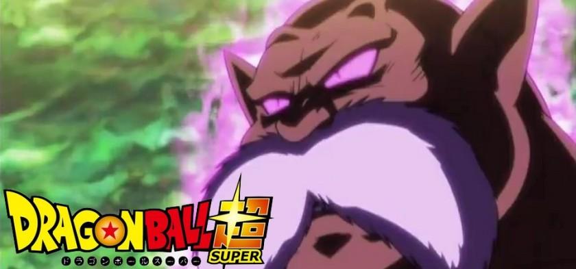 Dragon Ball Super - Toppo, Deus da Destruição no Preview do Episódio 125