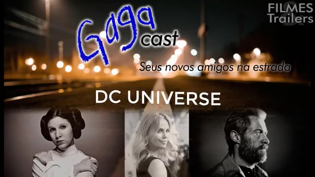 Gagacast #7 - Universe DC