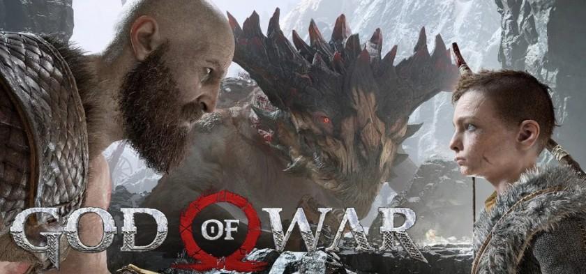 God of War - Trailer de História e Data de Lançamento