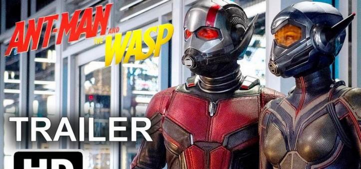 Homem-Formiga e Vespa - Trailer Oficial