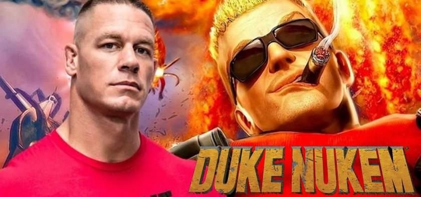 John Cena pode se tornar o Duke Nukem no cinema
