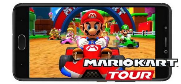 Mario Kart Tour para Mobile é anunciado