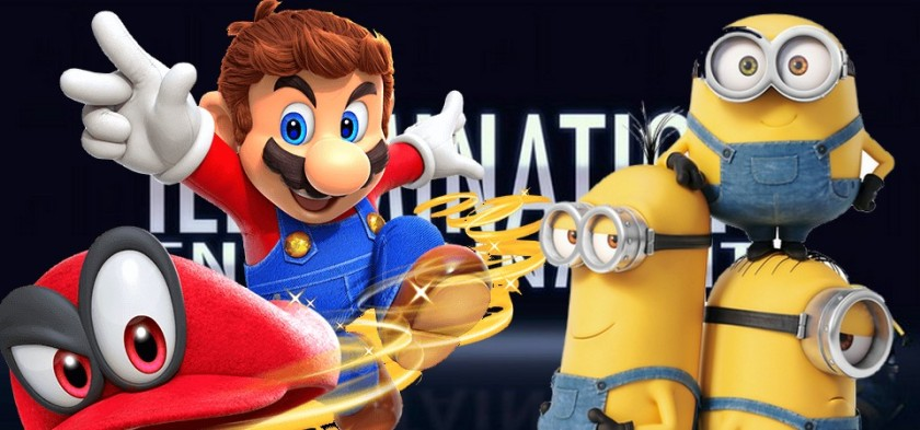Mario Movie será feito pela Illumination Entertainment
