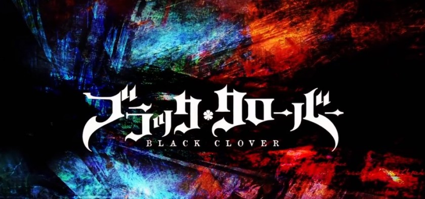 Paint It Black de Bish - Opening 2 de Black Clover
